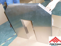 High Quality Stainless Steel Panel with Mirror Effect