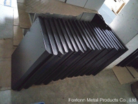 OEM Sheet Metal Fabrication with Black Powder Coating