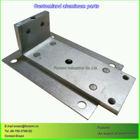 CNC Bending Aluminum Sheet Metal Laser Cutting Parts