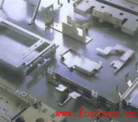 OEM Qualified Galvanized Steel Punching Processing