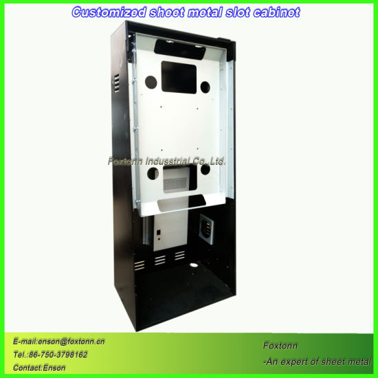 Customized Sheet Metal Cabinet for Casino Slot Machine