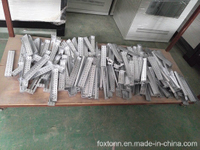 Custom Air Conditioner Galvanized Brackets