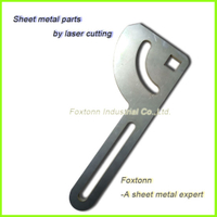 Customized Laser Cutting Sheet Metal Parts Stainless Steel Fabrication