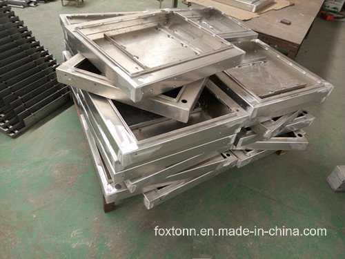 Custom High Quality Galvanized Steel Punching Parts