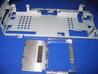 OEM Metal Stamping with Galvanized Steel