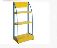 OEM Powder Coating Storage Display Rack