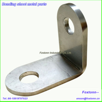 Stainless Steel Fabrication Sheet Metal CNC Bending Parts