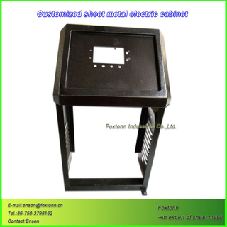 Custom-Made Electrical Switch Box Sheet Metal Cabinet Fabrication