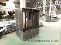 Customized Huge Metal Cabinet in Iron Steel