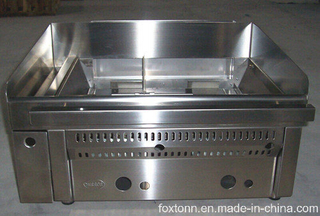 OEM 304 Stainless Steel Commercial Grill