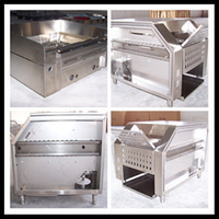 OEM Stainless Steel Commercial Toaster