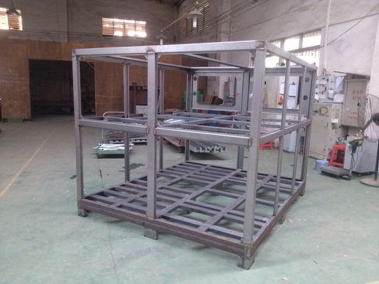 OEM High Quality Industrial Metal Structure