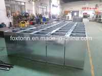 OEM Sheet Metal Fabrication Galvanized Metal Case
