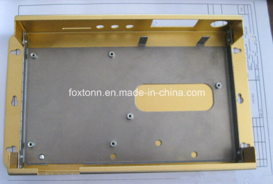 OEM Aluminum Fabrication for Cable Storage
