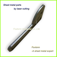 Sheet Metal Fabrication Laser Cutting Stainless Steel Parts