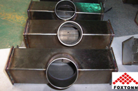Custom Maufactured Welding Tube Metal Products