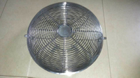 OEM Powder Coating Spiral Fan Guard
