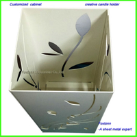 CNC Machining Sheet Metal Cabinet for Light Box