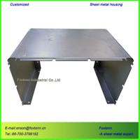 OEM Bending Sheet Metal Parts by CNC Machining
