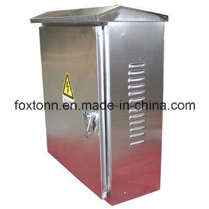 Customized Electric Cabinet Water Proof Stainless Steel Enclosure