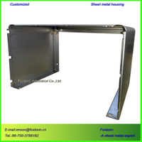 CNC Punching Parts OEM Sheet Metal Enclosure for Electric Oven