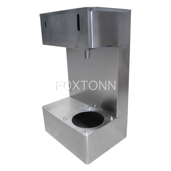 China Maufacturing Stainless Steel Coffee Vending Machine