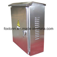 Stainless Steel Metal Stamping Electrical Distribution Box