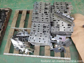 Customized Stainless Sheet Metal Laser Cutting