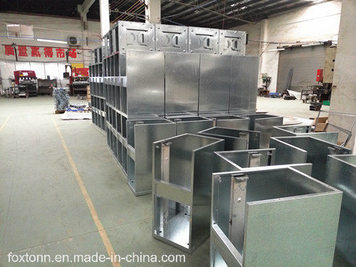 Custom 304 Stainless Steel Cash Counter for Super Market