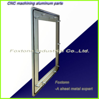 CNC Machining Parts High Precision Aluminum Frame