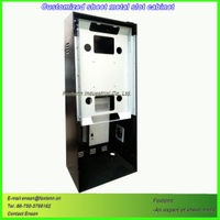 Customized Welding Sheet Metal Cabinet for Slot Machine Housings