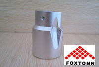 OEM Sand Blasting CNC Machining Aluminum Parts