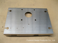 OEM Metal Fabrication for Silk Brused Stainless Steel
