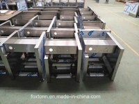 OEM Stainless Steel Storage Box for Super Market