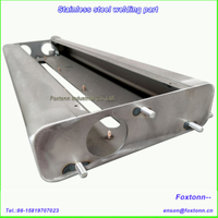 OEM Sheet Metal Process Stainless Steel Welding Fabrication