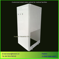 Sheet Metal Cabinet Customized for Medical Equipment