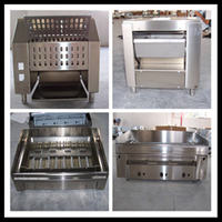 Custom 304 Stainless Steel Fryer
