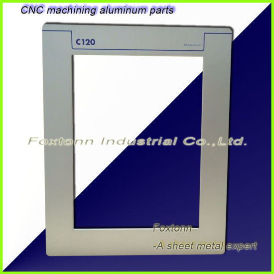 Sheet Metal Parts Machining Water Proof Aluminum Monitor Frame