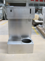 Custom 304 Stainless Steel Ice-Cream Machine Cabinet