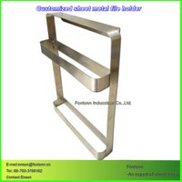 Stainless Steel Hanging File Holder Sheet Metal Welding Parts