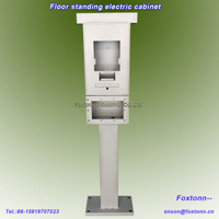 Floor Mounted Electrical Box EV Charging Equipment