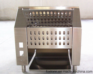 Customized 304 Stainless Steel Cabinet for Toaster