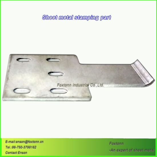 Customized Metal Stamping Parts by Laser Cutting