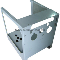 Customized Sheet Metal Processing CNC Punching Parts