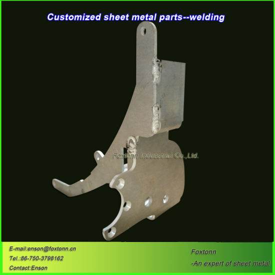 Stamping Products Aluminum Parts by Laser Cutting CNC Machining