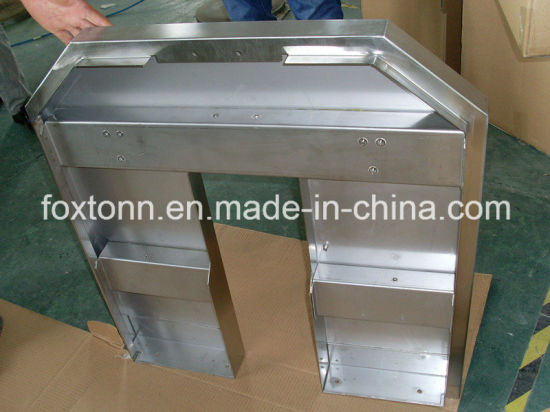 OEM Sheet Metal Fabrication of Stainless Steel Frame