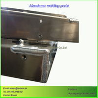 Sheet Metal Welding Aluminum Machining Parts